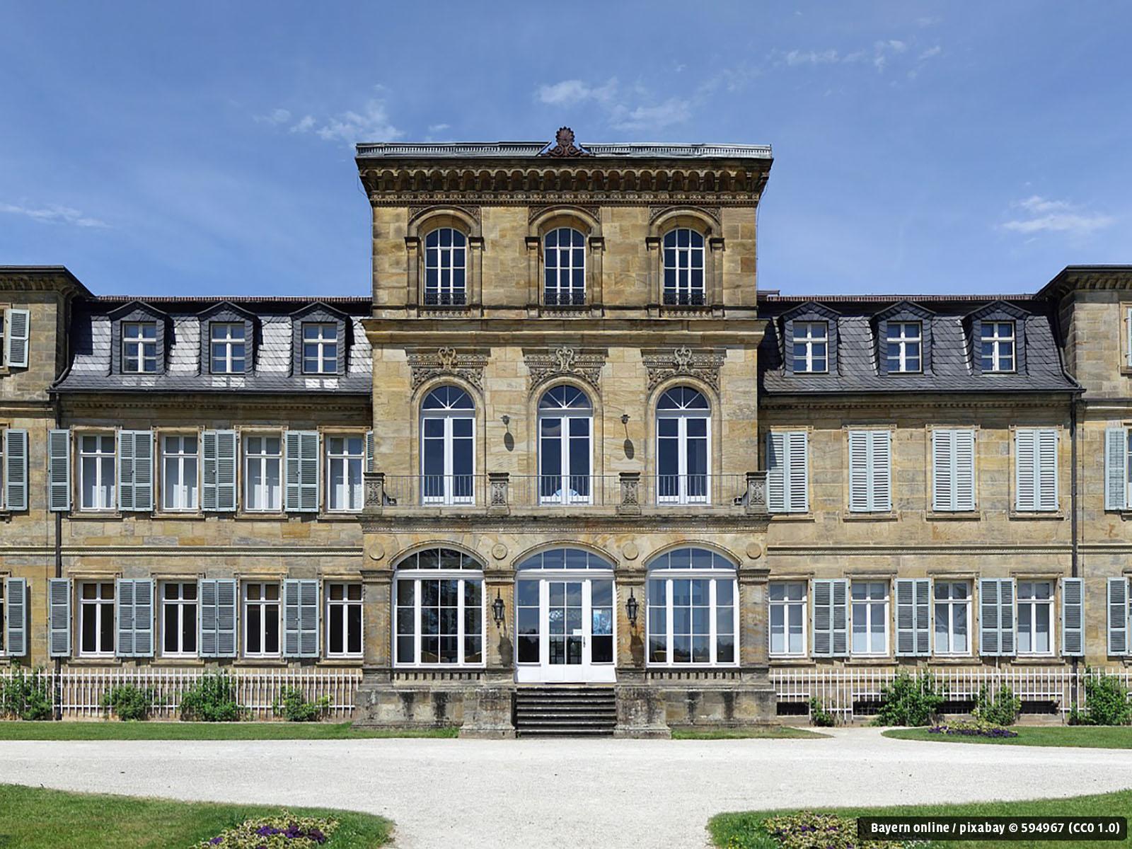 Bayreuth Schloss Fantaisie